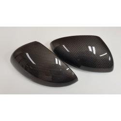 CK Carbon Fiber Mirror Covers