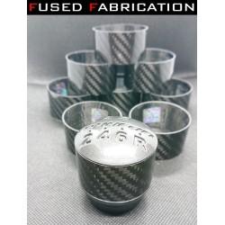 Fused Fabrication Shift Knob Cap 6 Speed