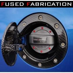 Fused Fabrication Fuel Cap Cover