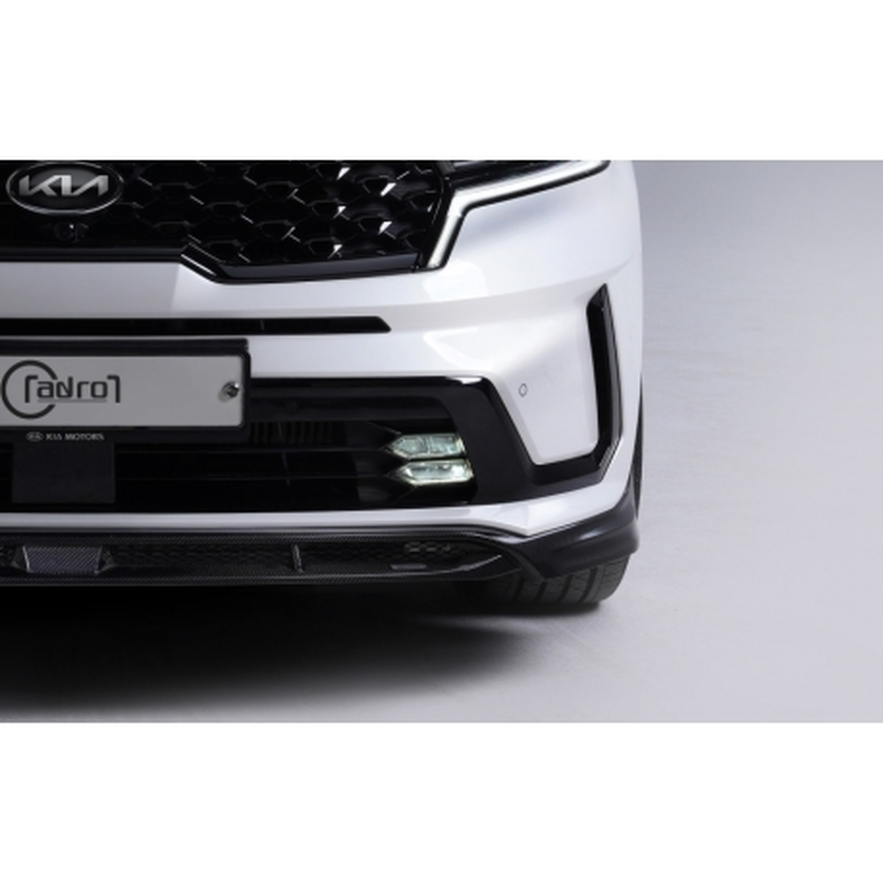 Adro MQ4 Carbon Fiber Lip Kit