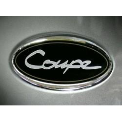 Coupe Black Emblems