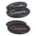 Coupe CF Look Emblems