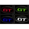 Fiber Optic GT Emblem