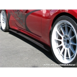 APR Carbon Fiber Rocker Side Skirts
