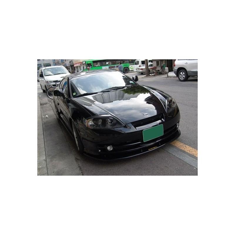 Fl Black Bezel Headlights Hyundai Tiburon