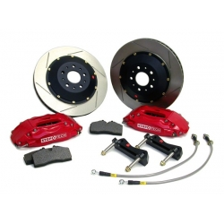 StopTech Performance Brake Kit (GK)