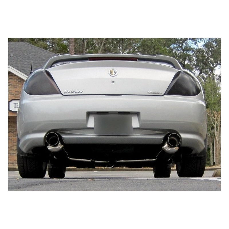 Dc Sports 27l Exhaust System: Hyundai Coupe Performance Exhaust At Woreks.co