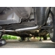 DC Sports 2.7L  Exhaust system