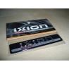 Ixion Rectangular Badge