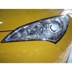 KDM Clear Corner Headlamps
