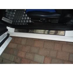 KDM Metallic Door sills
