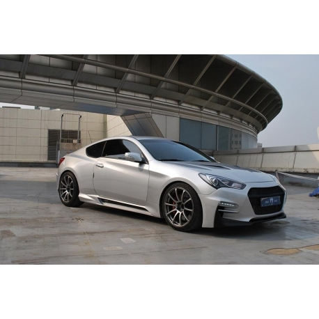 M/&S Front Lip Spoiler for Genesis Coupe 2013~2017
