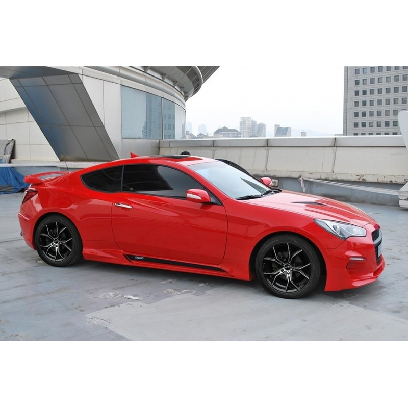 M Amp S Carart Type A Body Kit Genesis Coupe