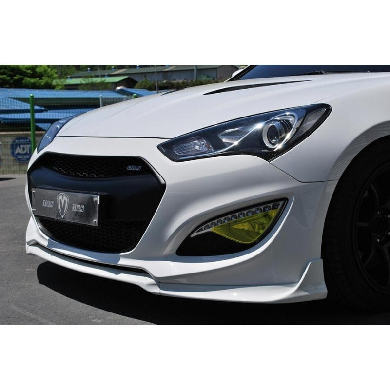 M Amp S Front Lip Genesis Coupe
