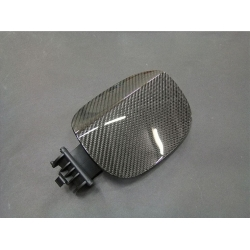 Element6 BK Carbon Fiber Fuel Door