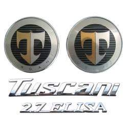 Tuscani Badge Kit
