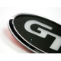GT Led badge