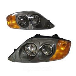 KDM Black Headlights