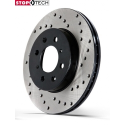 Stop Tech Drilled Rotors
