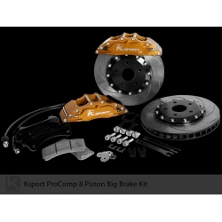 Ksport Front Big Brake Kit 13""