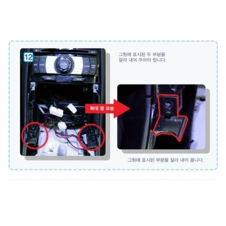 LCD Multi-Display Bezel Kit