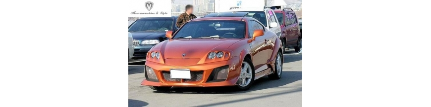 Hyundai Tiburon Tuscani Coupe Body Kits Tuscanicustoms