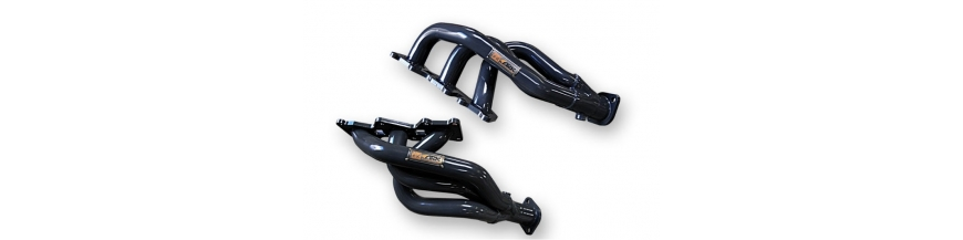 Headers, down pipes, test pipes