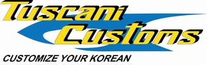 TUSCANICUSTOMS.COM / Customize Your Korean