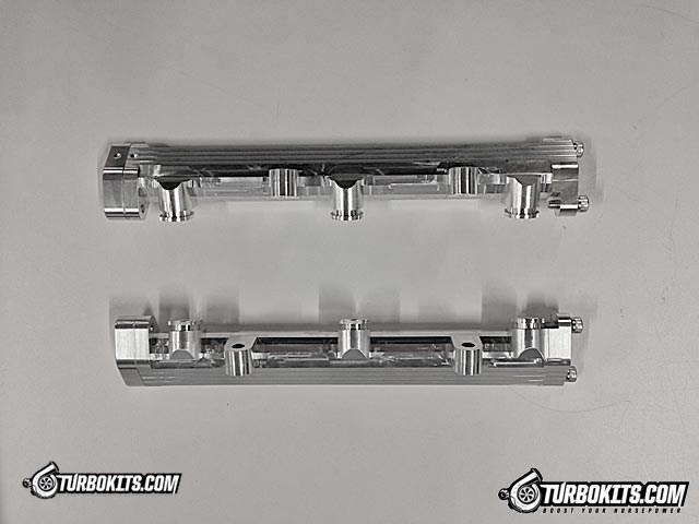 turbokits 3 8l billet fuel rails genesis coupe. Black Bedroom Furniture Sets. Home Design Ideas