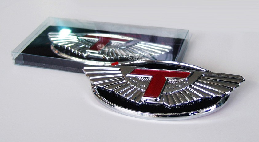 Tomato A Amp P Wing Emblems Genesis Coupe